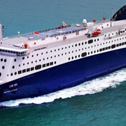 The Nova Star ferry is sailing to Charleston, South Carolina, to spend the rest of the winter as its owners say negotiations for a winter route are taking longer than expected.