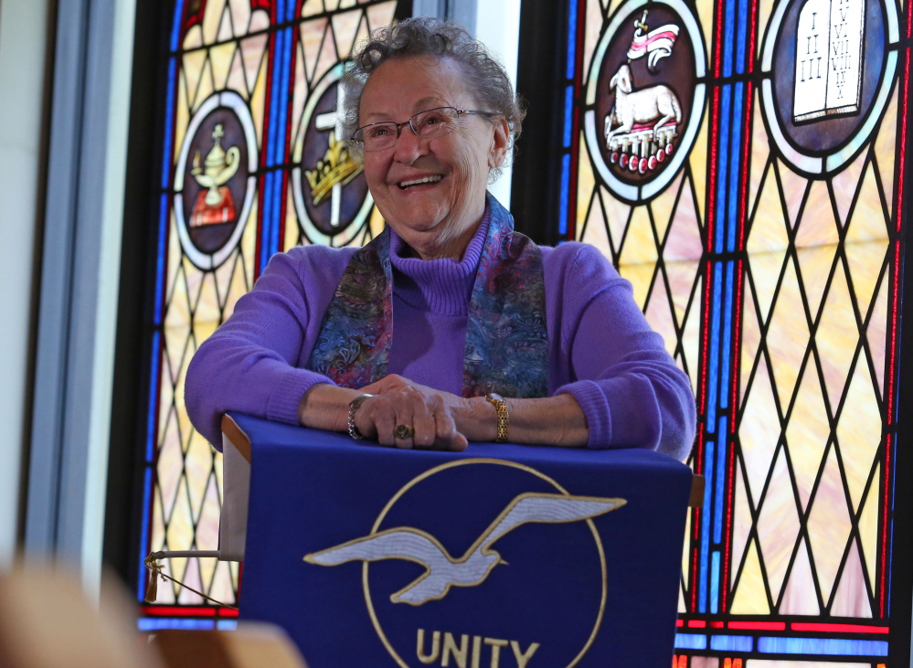 Rita Lucey, who will be ordained as a priest Saturday, sees her calling as a chance, at 80, to be part of something that changes the Catholic church.
