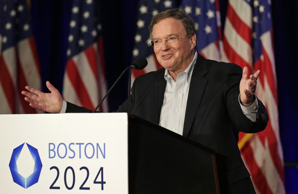 Dan O'Connell, the president of Boston 2024, declined to speculate Wednesday how the vote would go if a referendum on Boston's bid to host the Olympics in 2024 were held.