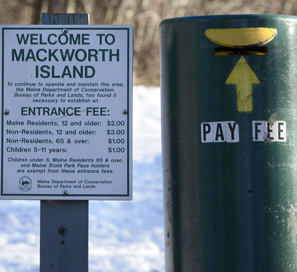 "The pay station, or ""iron ranger,"" gets just 10 percent of the fees that would be collected at a staffed gate."