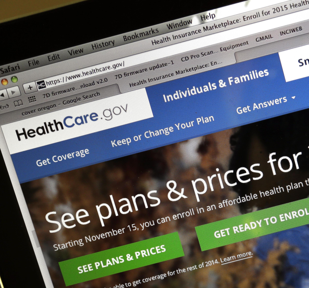 HealthCare.gov on Friday scaled back its release of consumers' personal information to companies.
