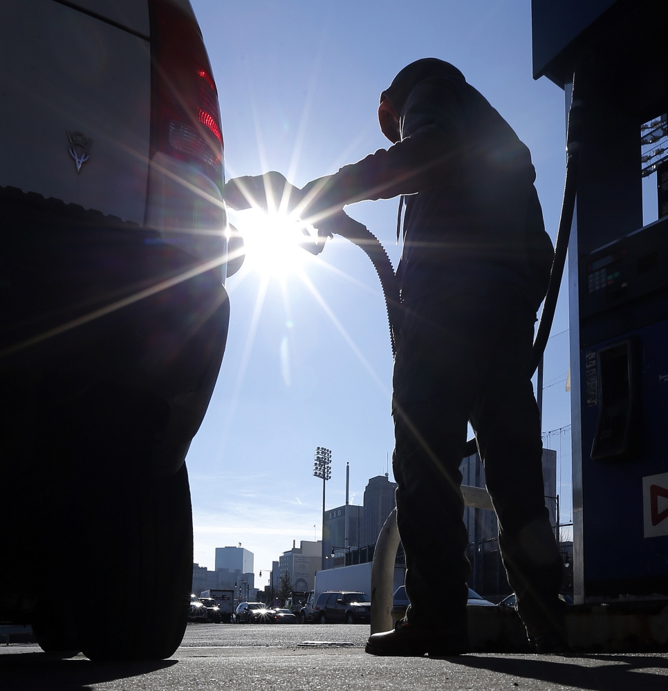 Starting June 1, motorists In seven Maine counties will be filling their tanks with cleaner-burning gasoline.