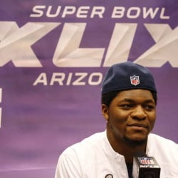 Patriots linebacker Jamie Collins wasn't looking forward to Media Day but ended up giving out tidbits, such as that he'd play on offense if needed, and that he is a pool shark.