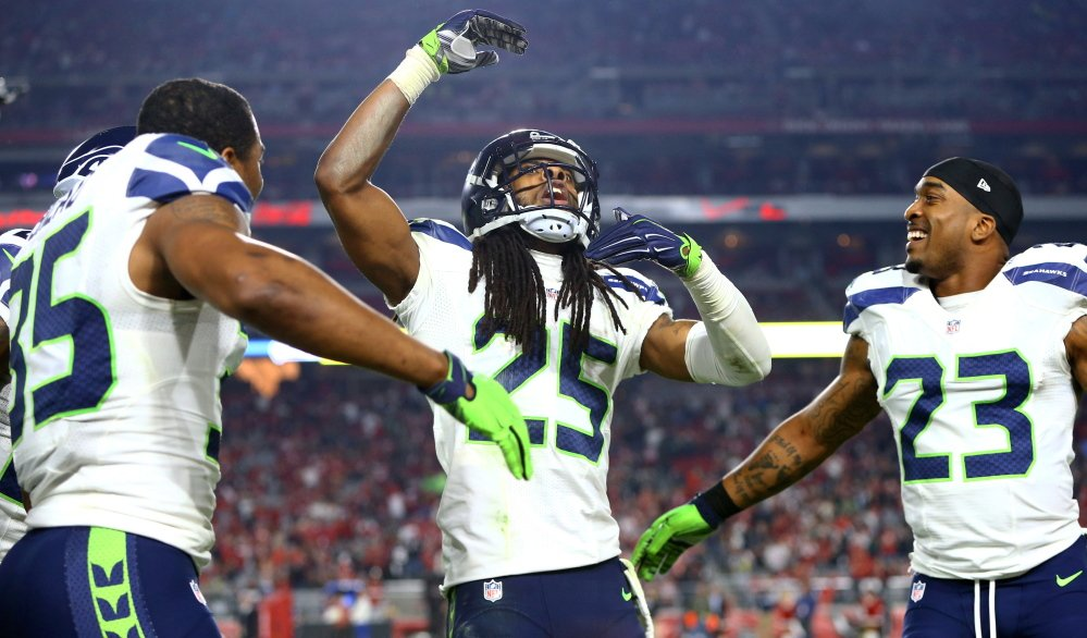 Richard Sherman may have attempted at one time to crow when he really hadn't done anything. But now he's a Super Bowl champion with the Seahawks who says there's a respect level between top cornerbacks in the NFL.