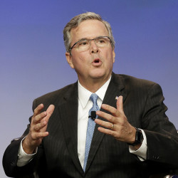 Former Florida Gov. Jeb Bush has already won over several of Mitt Romney's past donors.