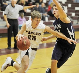 Windham hosts Portland in Boys high school basketball