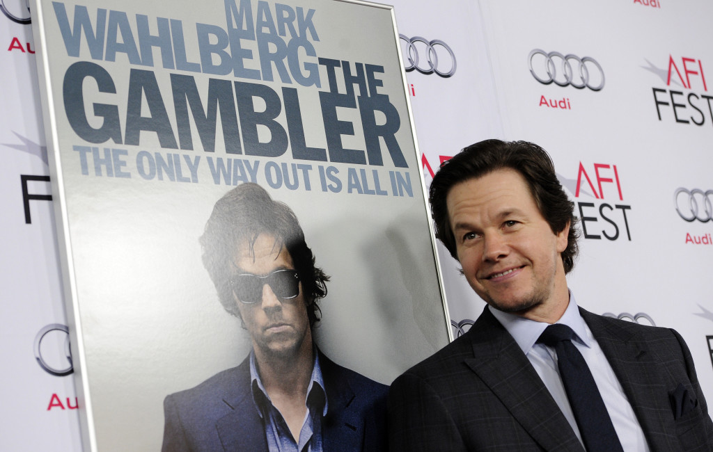 Mark Wahlberg Wahlberg, in a pardon application filed in November and pending before the state parole board, acknowledges he was a teenage delinquent mixed up in drugs, alcohol and the wrong crowd. He points to his ensuing successful acting career, restaurant ventures and philanthropic work with troubled youths as evidence he's turned his life around. The Associated Press