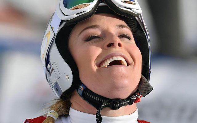 Lindsey Vonn has now won 32 downhills, 21 super-Gs, three giant slaloms, two slaloms and five combined races. The Associated Press