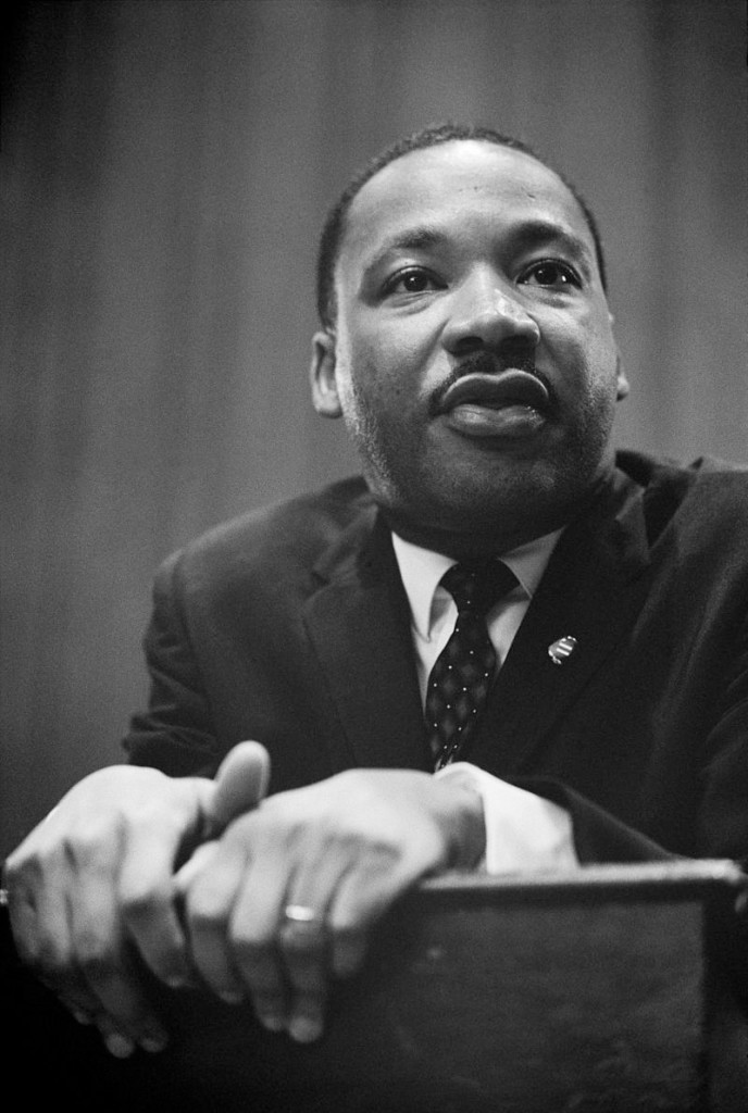 """In his 1964 book, """"Why We Can't Wait,"""" Dr. Martin Luther King wrote: """"Our nation was born in genocide when it embraced the doctrine that the original American, the Indian, was an inferior race. Even before there were large numbers of Negroes on our shore, the scar of racial hatred had already disfigured colonial society."""""""