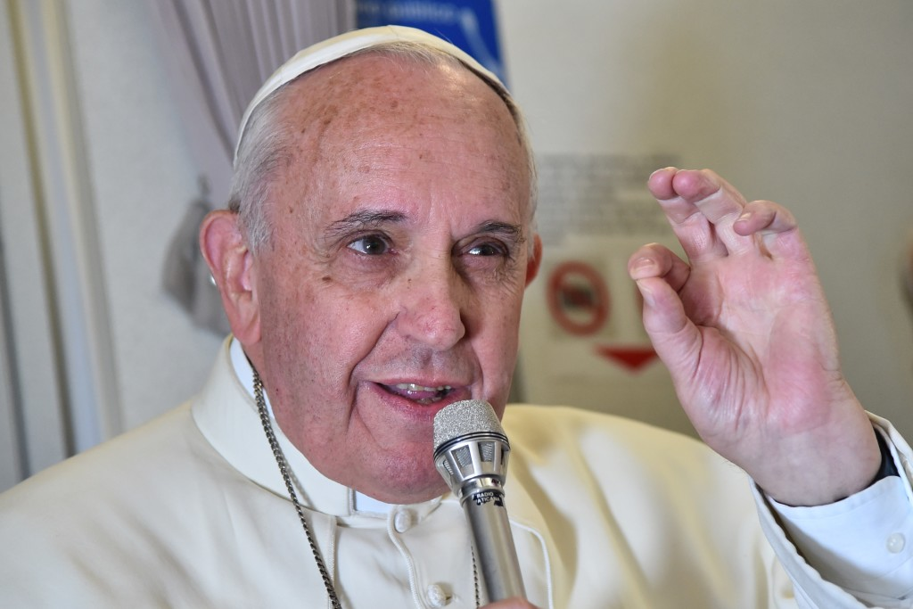 "Pope Francis has called for a ""worldwide ecological movement"" to take better care of God's creation, the Earth."