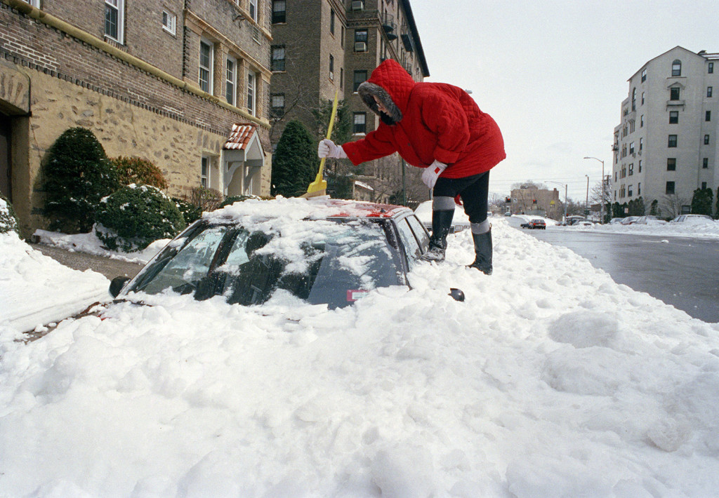 10 Worst Snowstorms In The Northeast In The Last 60 Years