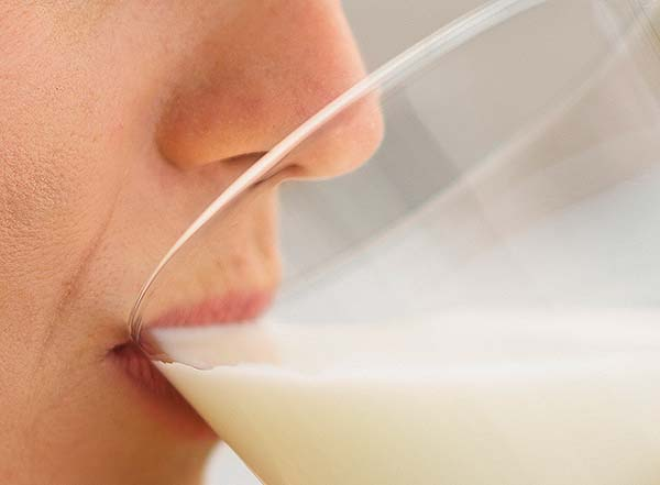 Milk's wholesome image is nbeing muddied by diet trends and changing attitudes about nutrition. Many who follow the popular Paleo diet, for instance, shun dairy because people didn't drink it during the Stone Age. Shutterstock image