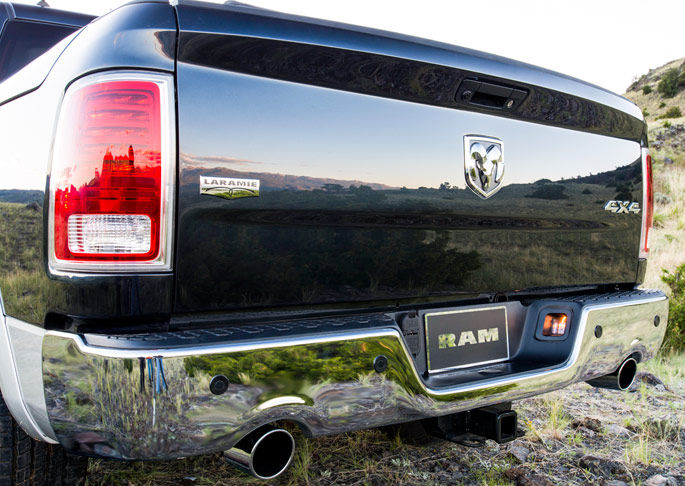 Fiat Chrysler had its best year since 2006, led by sales of the Ram pickup truck, up 24 percent for 2014. Pickup truck sales rebounded for nearly all automakers through 2014 as small businesses regained confidence and gas prices fell, making the trucks more attractive. Fiat Chrysler photo