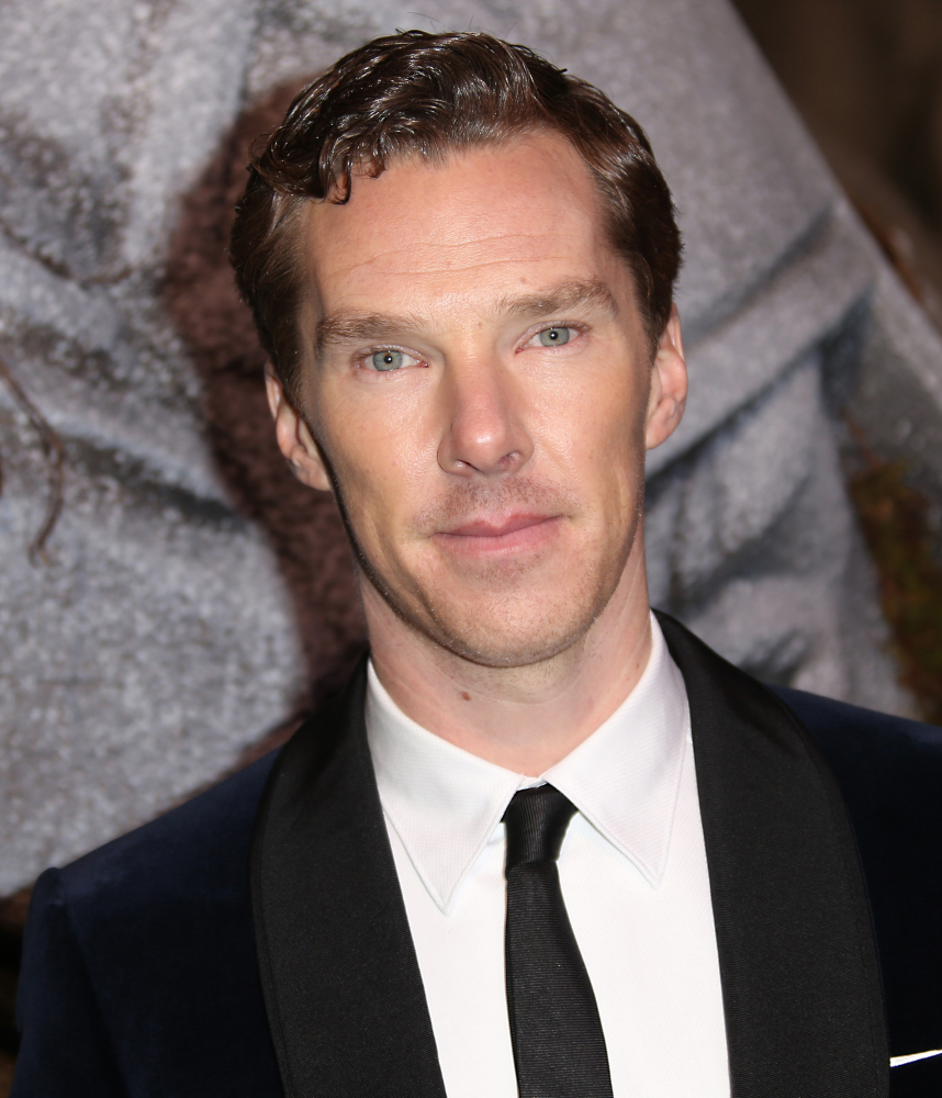 "Benedict Cumberbatch played a genius who was gay in ""The Imitation Game."""
