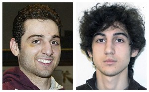Lawyers for Boston Marathon bombing suspect Dzhokhar Tsarnaev, right, are pinning their best hopes for saving his life on his dead older brother, Tamerlan. The defense is expected to portray Tamerlan Tsarnaev as the mastermind behind the twin explosions that killed 3 people and wounded more than 260 near the finish line of the 2013 race. He died days later after a gun battle with police
