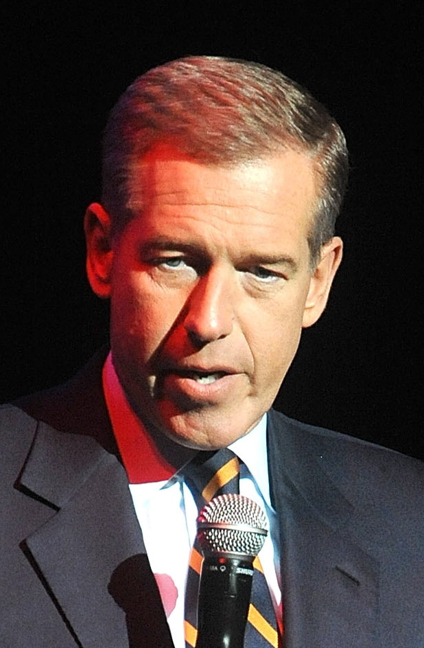 Brian Williams' apology on Feb. 3: