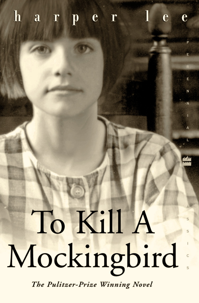 """Freeport's Jack Montgomery shot multiple photos that became this cover for a 2001 paperback version of """"To Kill a Mockingbird,"""" helping establish his career in photography."""