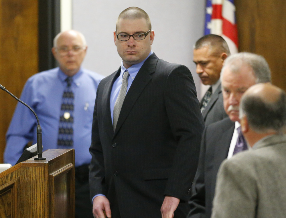 Former Marine Cpl. Eddie Ray Routh is charged with killing Chris Kyle and his friend Chad Littlefield in February 2013.