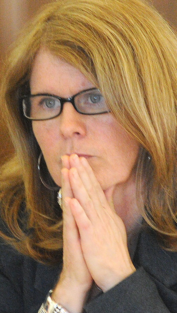 DHHS chief Mary Mayhew says federal officials will not recertify Riverview while the percentage of criminal court-referred patients is at its current level.