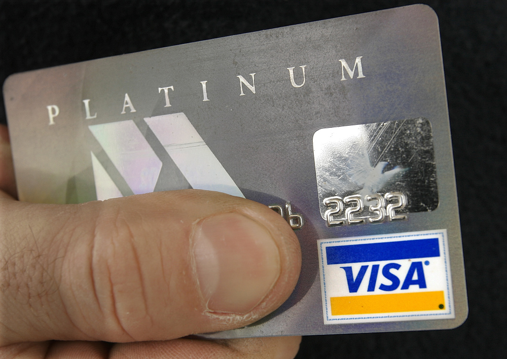 Visa says an opt-in tracking feature that pairs credit cards and smartphones could help to combat fraud.