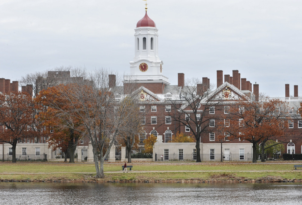 Harvard University in Cambridge, Mass., was the alma mater to seven chief executives who led their companies' initial public offerings in 2014. The number of former students was more than twice the amount of the next-highest schools in the rankings, according to figures from Equilar, an executive compensation data firm.
