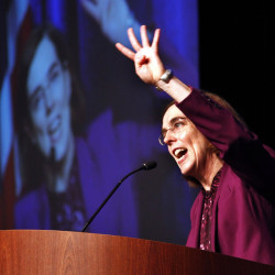 Kate Brown, who has been serving as Oregon's Democratic secretary of state, will replace the state's Gov. John Kitzhaber when he steps down amidst an ethics scandal.