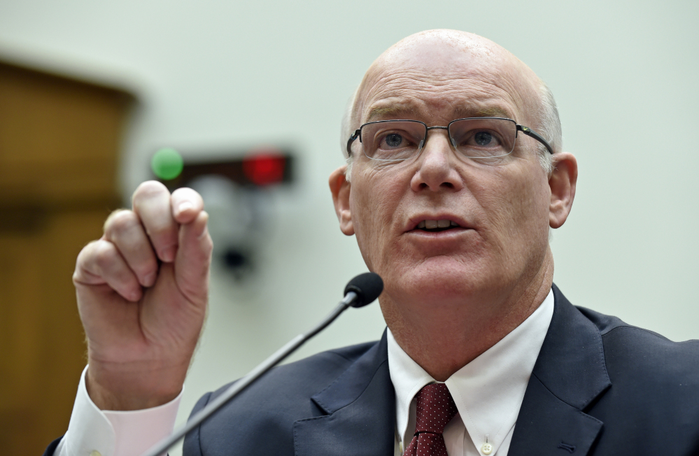 Joseph Clancy has been named director of the Secret Service.