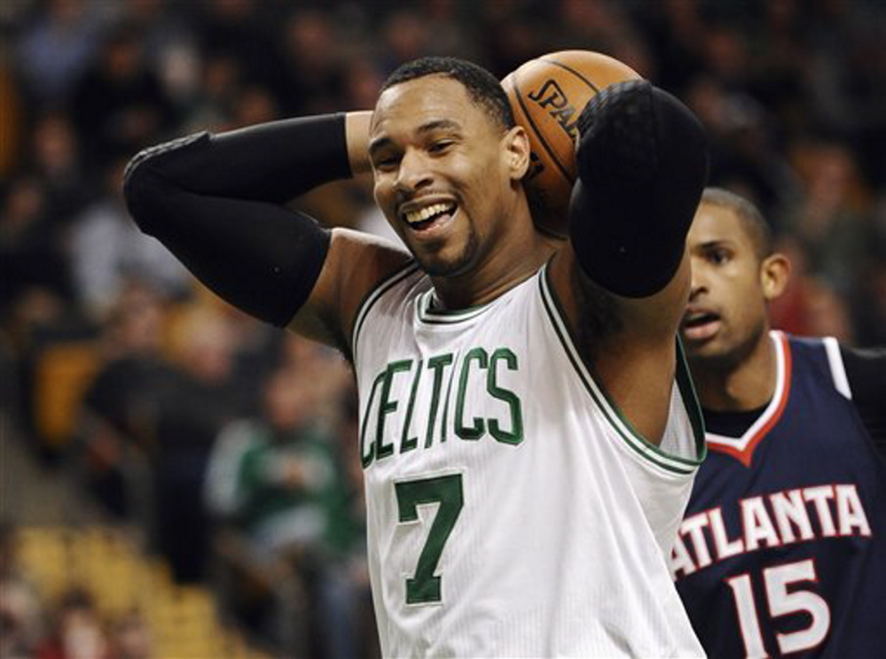 Jared Sullinger of the Celtics will miss the rest of the season with a broken bone in his left foot.