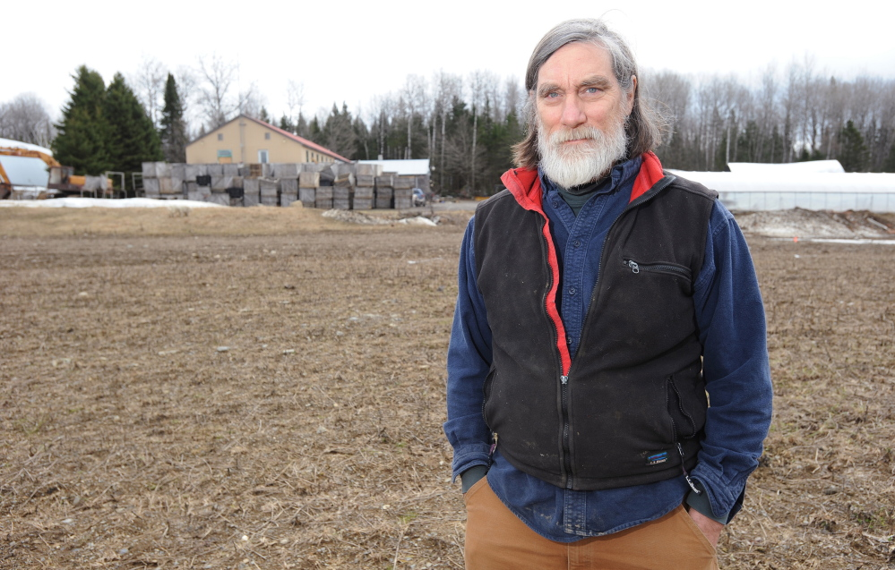 """Weakening existing mining regulations is bad policy,"" says Jim Gerritsen, who grows organic potatoes on a farm roughly 40 miles from Bald Mountain, the site of what is believed to be one of Maine's largest mineral deposits. ""Our priority must be protecting Maine's environment."""