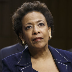 To win Senate confirmation, Loretta Lynch will need at least five Republican votes.
