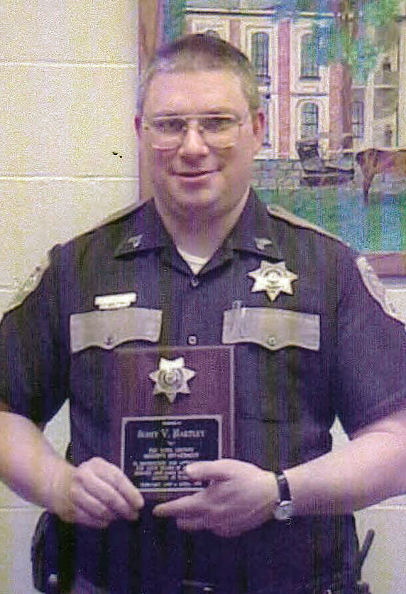 Scott Hartley, a retired sergeant with the York County Sheriff's Office, died Sunday. He was also an active member of Orchard Masonic Lodge No. 215.