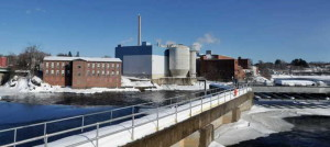 Madison Paper Industries has joined a formal complaint against a Canadian mill that they say is hurting the U.S. market.