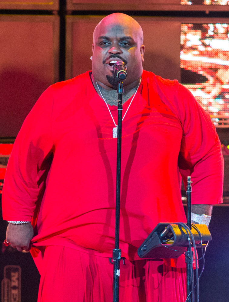 Cee Lo Green performs in  in 2014. A Los Angeles judge says Green has complied with terms of his probation.
