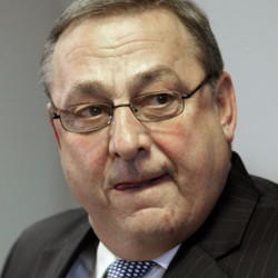Gov. Paul LePage 'I fully expect the Legislature to say no this year.'