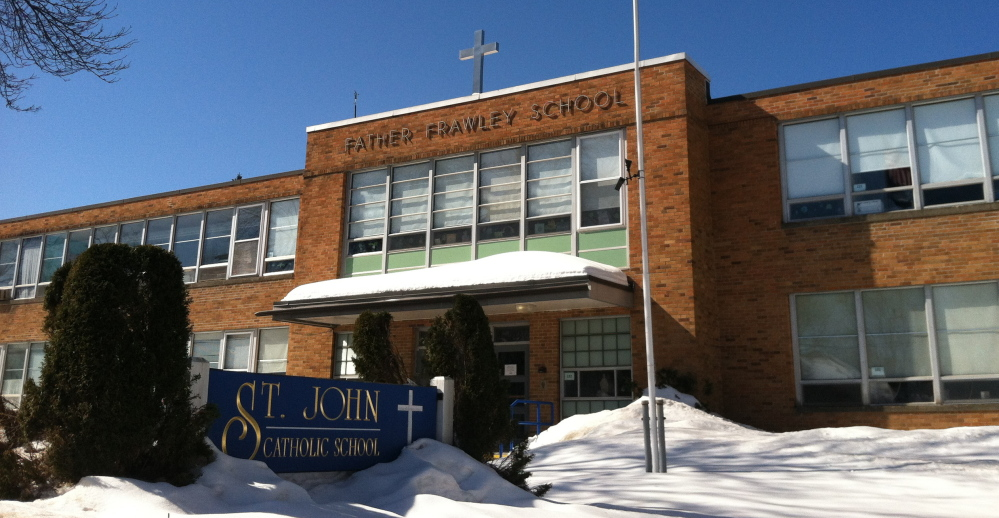 St. John Regional School in Winslow hopes to start next year with 89 students, up from this year's 74.