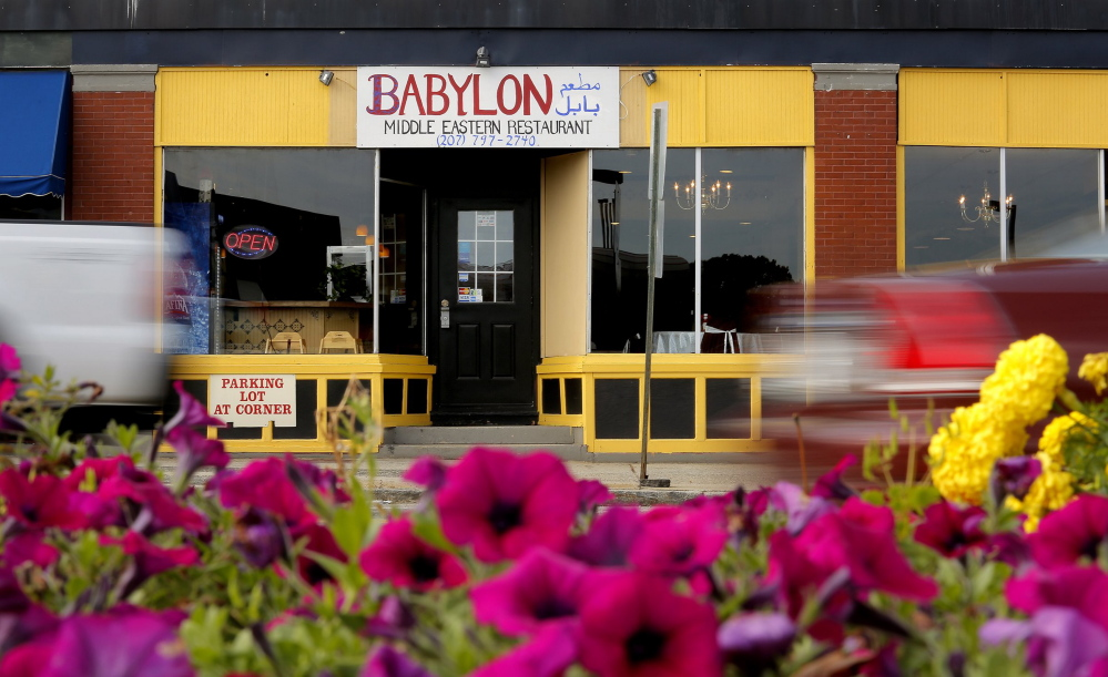 Groups that assist Maine immigrants will hold a forum to address the issue of limited business financing options for Muslims, a problem encountered by the Babylon restaurant's founder.