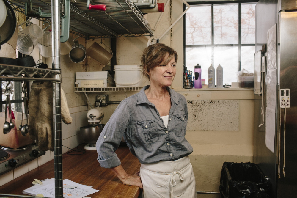 Alison Pray of Standard Baking Company in Portland is a finalist in the Outstanding Baker category of the James Beard Foundation Awards.