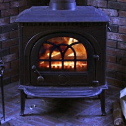 Because wood is so popular as a source of heat here, Maine's per capita pollutant emissions from wood stoves are among the nation's highest.