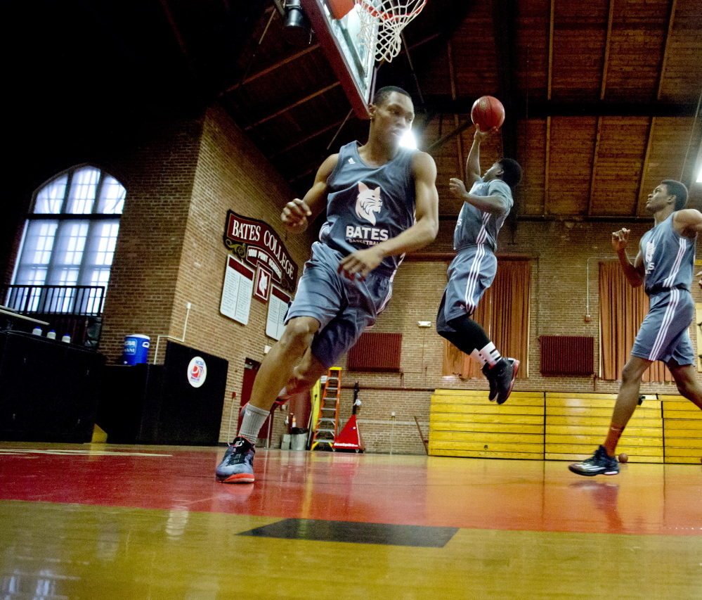Just a year ago, the Bates College men's basketball team was way off the radar, winning one league game. Yet the Bobcats had talent and now it's shown. Bates won eight of its last 10 regular-season games and is among the final 16 Division III teams in the country.