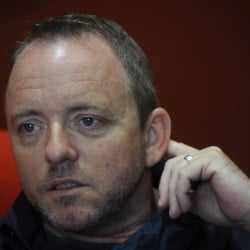 """Dennis Lehane's new book is """"World Gone By,"""" which follows the story of the gangster son of a Boston police captain."""