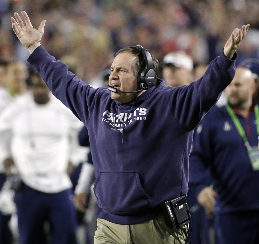 Bill Belichick has coached the New England Patriots to six Super Bowls, so there's a level of trust that he'll be able to rebuild the roster and keep the team among the elite, even as the AFC East opponents have gotten stronger.