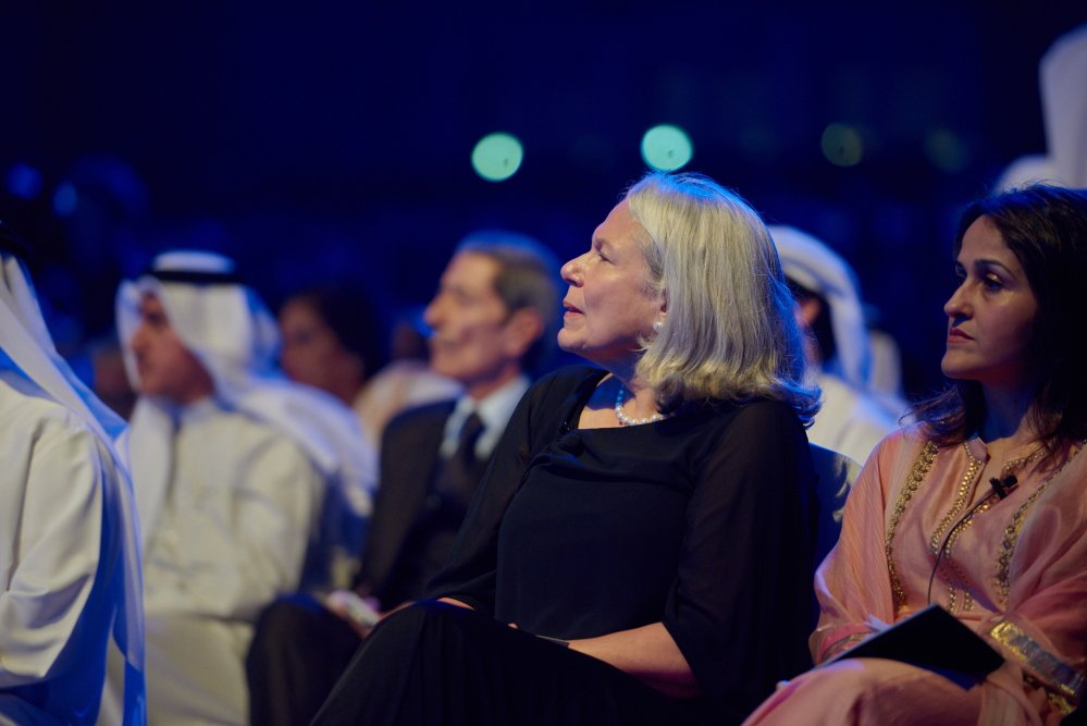 Atwell was named as the first ever winner of the $1 million Varkey Foundation Global Teacher Prize, presented at the Global Education & Skills Forum 2015 award ceremony in Dubai, UAE.