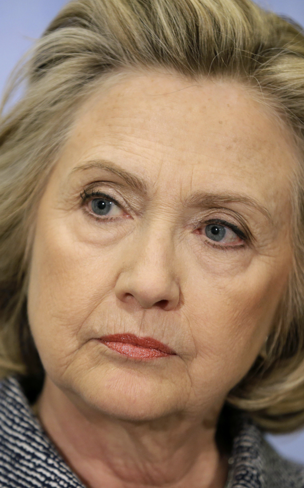 """Americans were evenly divided in the CNN/ORC poll on whether Hillary Clinton is """"honest and trustworthy."""""""