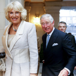 Prince Charles and Camilla, Duchess of Cornwall are visiting Washington, D.C., and will also travel to Kentucky.