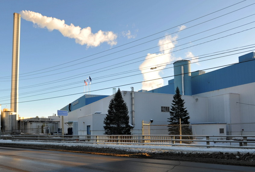 Madison Paper first contacted U.S. government officials about investigating Canada's subsidies in October 2012.