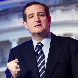 "Sen. Ted Cruz, R-Texas: ""I believe in America and her people, and I believe we can stand up and restore our promise."""
