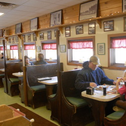The attorneys for Moody's Diner in Waldoboro have steadfastly denied any workplace discrimination by co-owner Dan Beck in his treatment of Allina Diaz, a waitress who is not religious and was dating and living with Beck's son.