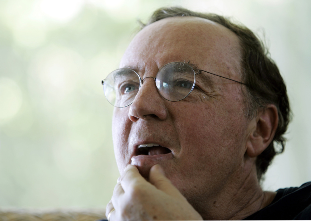 James Patterson has received more than 10,500 applications for funding.