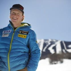 The last time the U.S. Alpine Championships were held at Sugarloaf, in 2008, Sam Morse was there to get autographs. This week, he's skiing against the best.