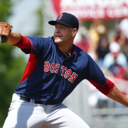 Brian Johnson got a surprise start for the Red Sox on Tuesday against the Marlins, and he responded by allowing just one run in 3 innings at Jupiter, Fla.